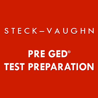 Steck-Vaughn  PreGED<sup>&reg;</sup> Test Preparation