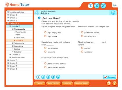 Classzone Spanish 2 Home Tutor Answers Flisol Home