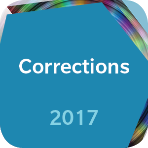 Corrections Education 2016