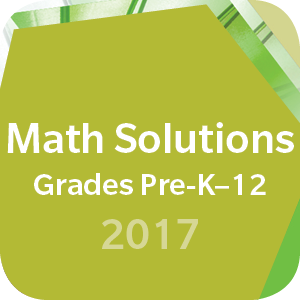 HMH Math Solutions Publications Catalog