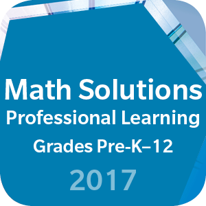 HMH Math Solutions Catalog